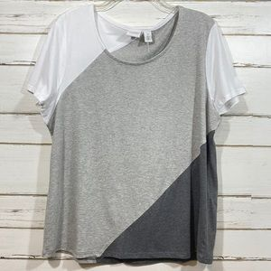 Weekend by Chico's Color-block Top